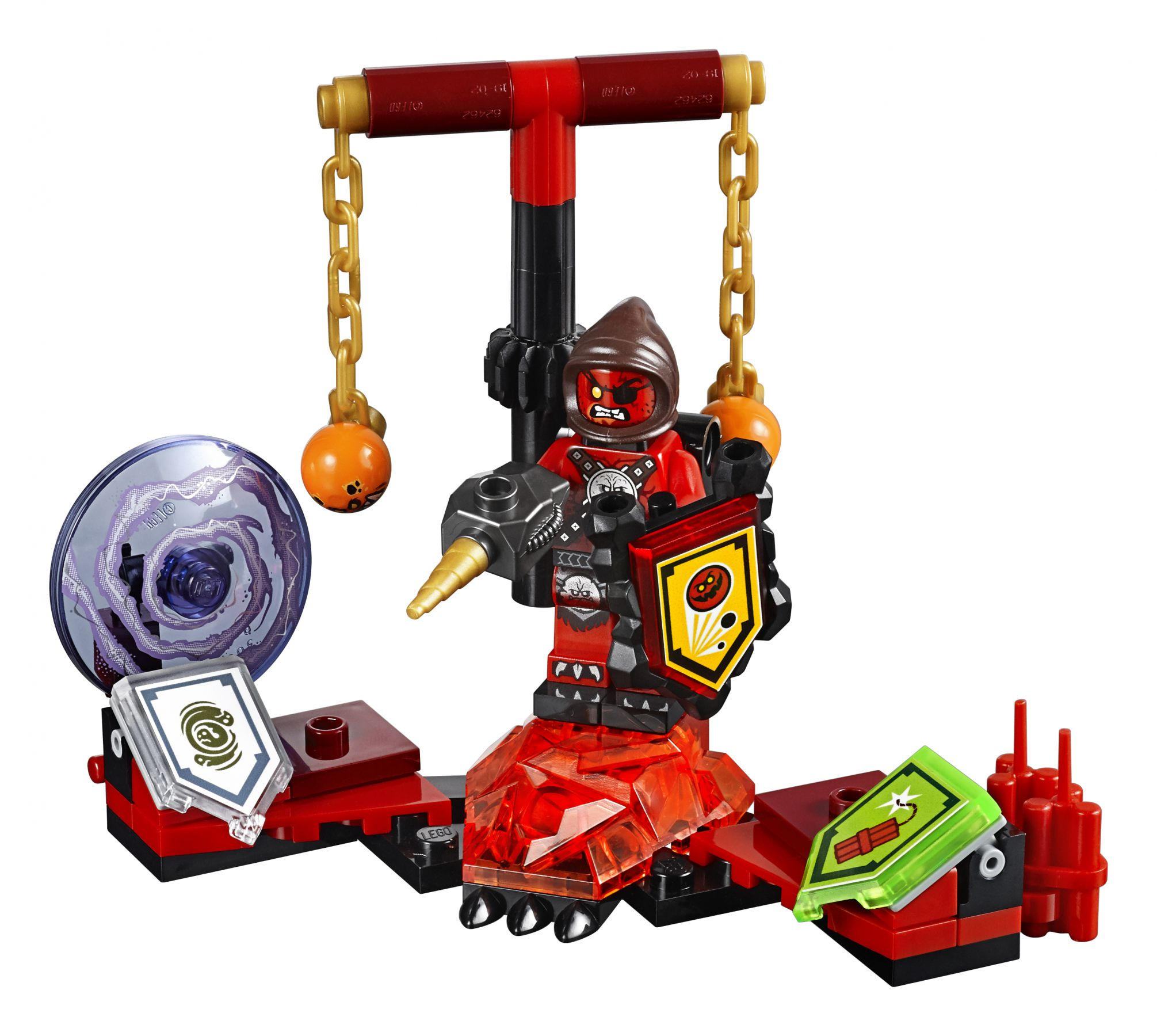LEGO Nexo Knights 70334 Ultimativer Monster-Meister