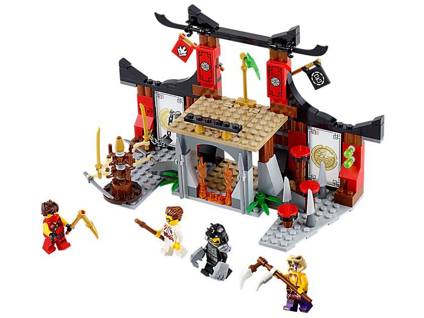 Build Feu Saison