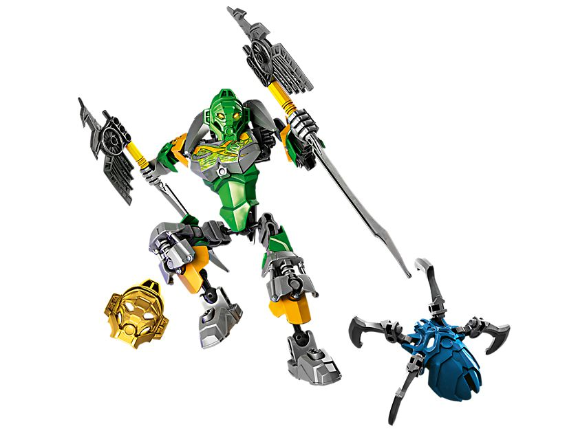 LEGO Bionicle 70784 Lewa – Meister des Dschungels