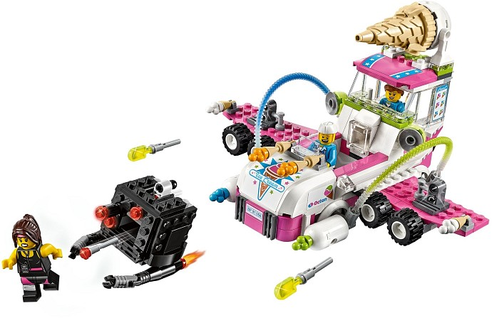 LEGO The LEGO Movie 70804 Eiscremewagen