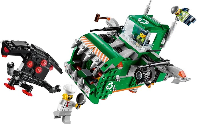 LEGO The LEGO Movie 70805 Müllschlucker