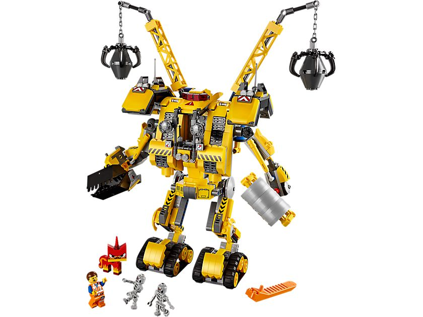 LEGO The LEGO Movie 70814 Emmets Roboter