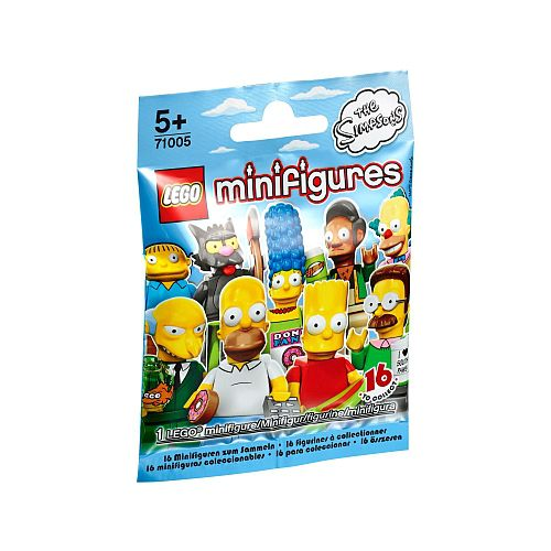 "LEGO Collectable Minifigures 71005 LEGO® Minifiguren - ""The Simpsons™""-Serie"