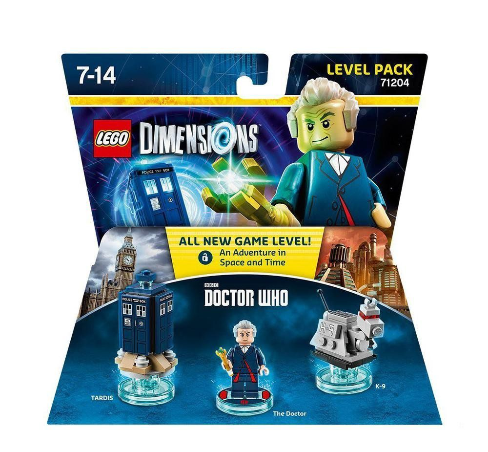 LEGO Dimensions 71204 Level Pack Dr. Who 71204-Level-Pack-DrWho-02.jpg
