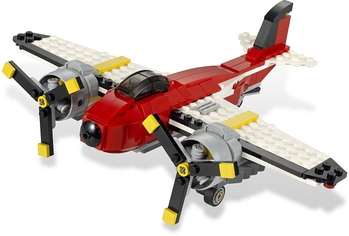 LEGO Creator 7292 Propeller Adventures
