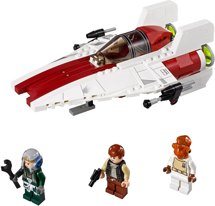 LEGO Star Wars 75003 A-wing Starfighter™