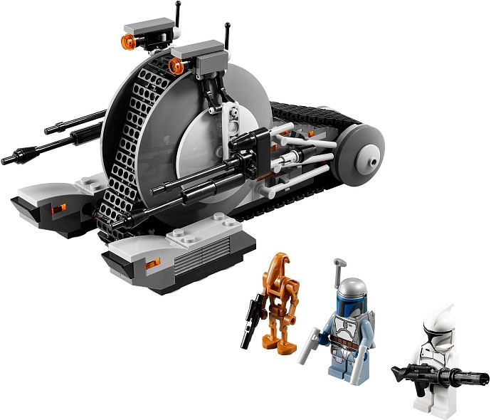 LEGO Star Wars 75015 Corporate Alliance Tank Droid™