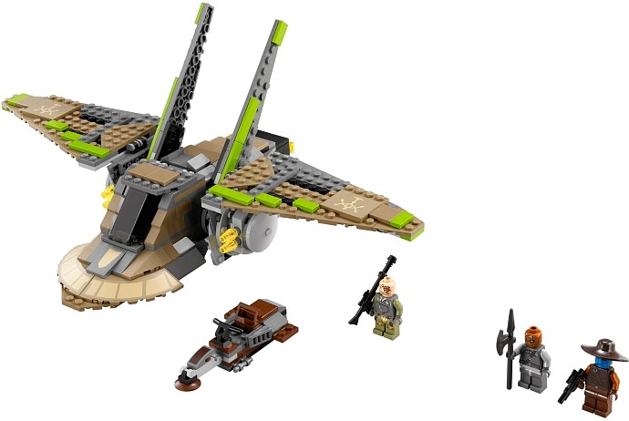 LEGO Star Wars 75024 HH-87 Starhopper™