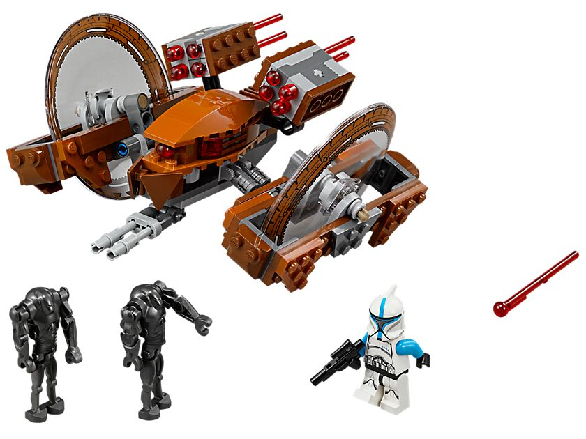 LEGO Star Wars 75085 Hailfire Droid™