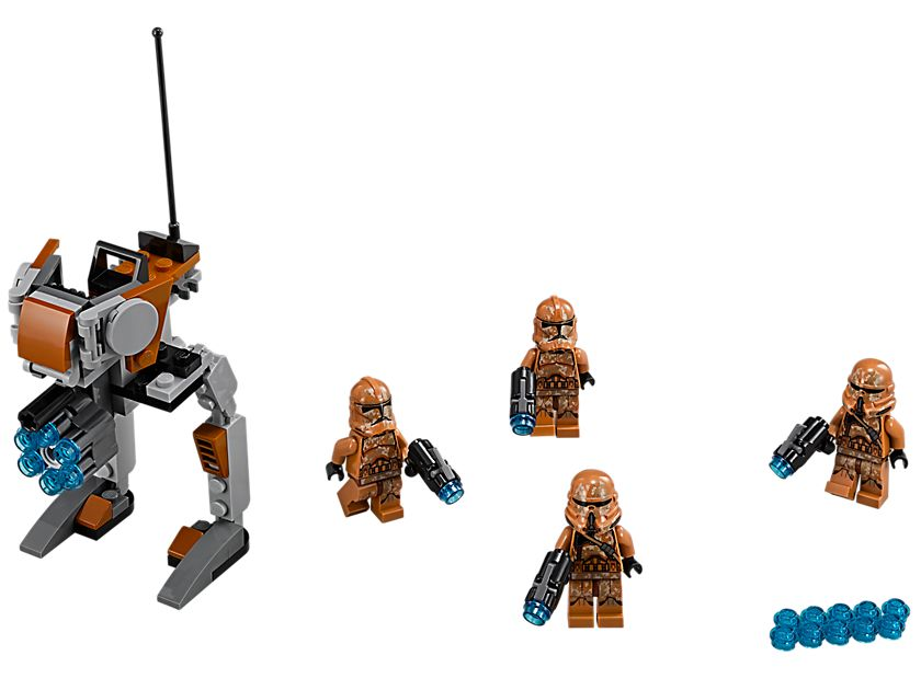 LEGO Star Wars 75089 Geonosis Troopers™