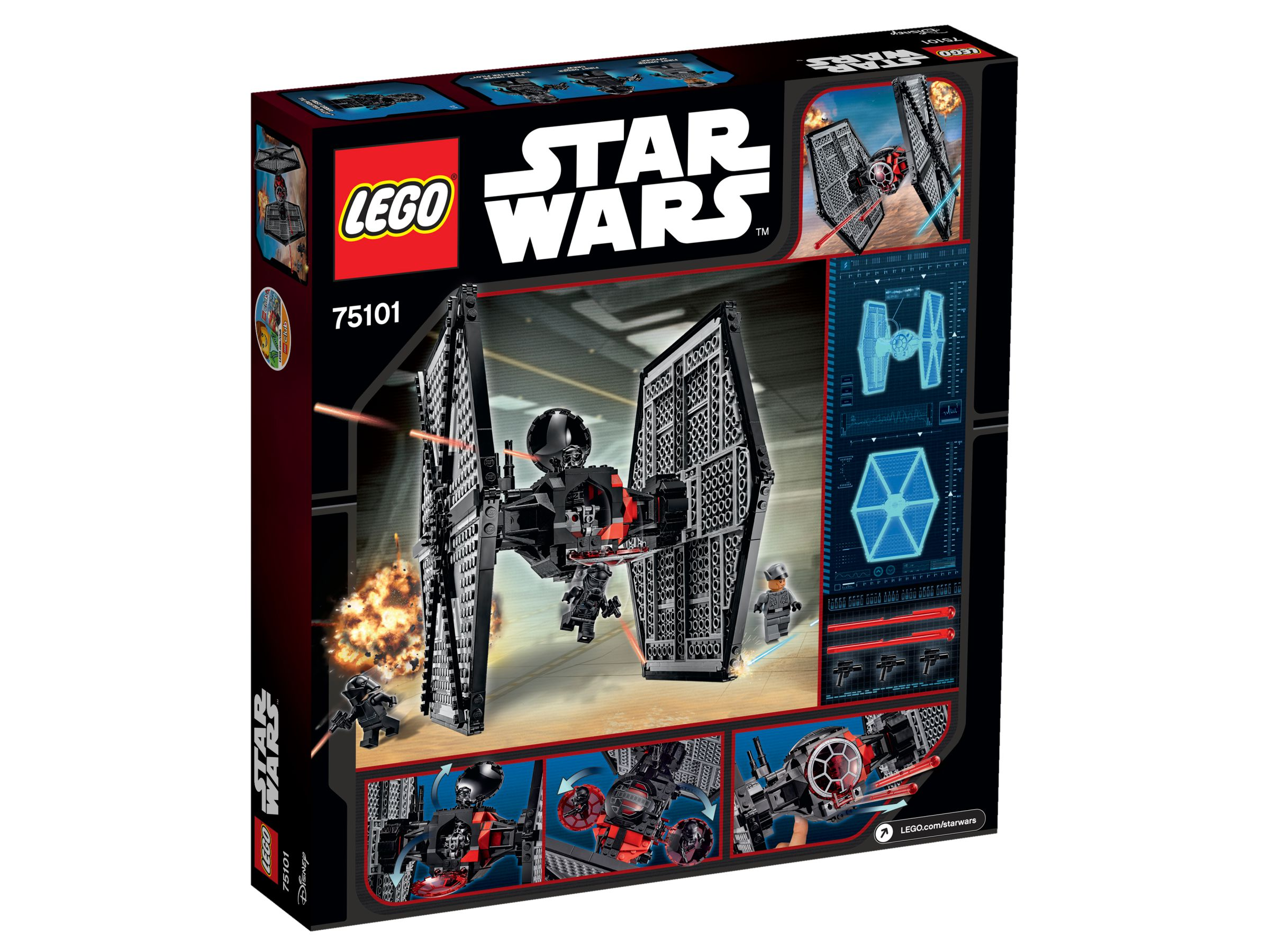 LEGO Star Wars 75101 First Order Special Forces TIE Fighter™ 75101_box_back.jpg