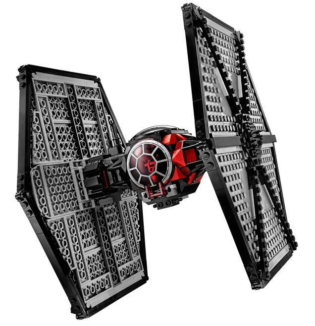 LEGO Star Wars 75101 First Order Special Forces TIE Fighter™ 75101_detail_01.jpg