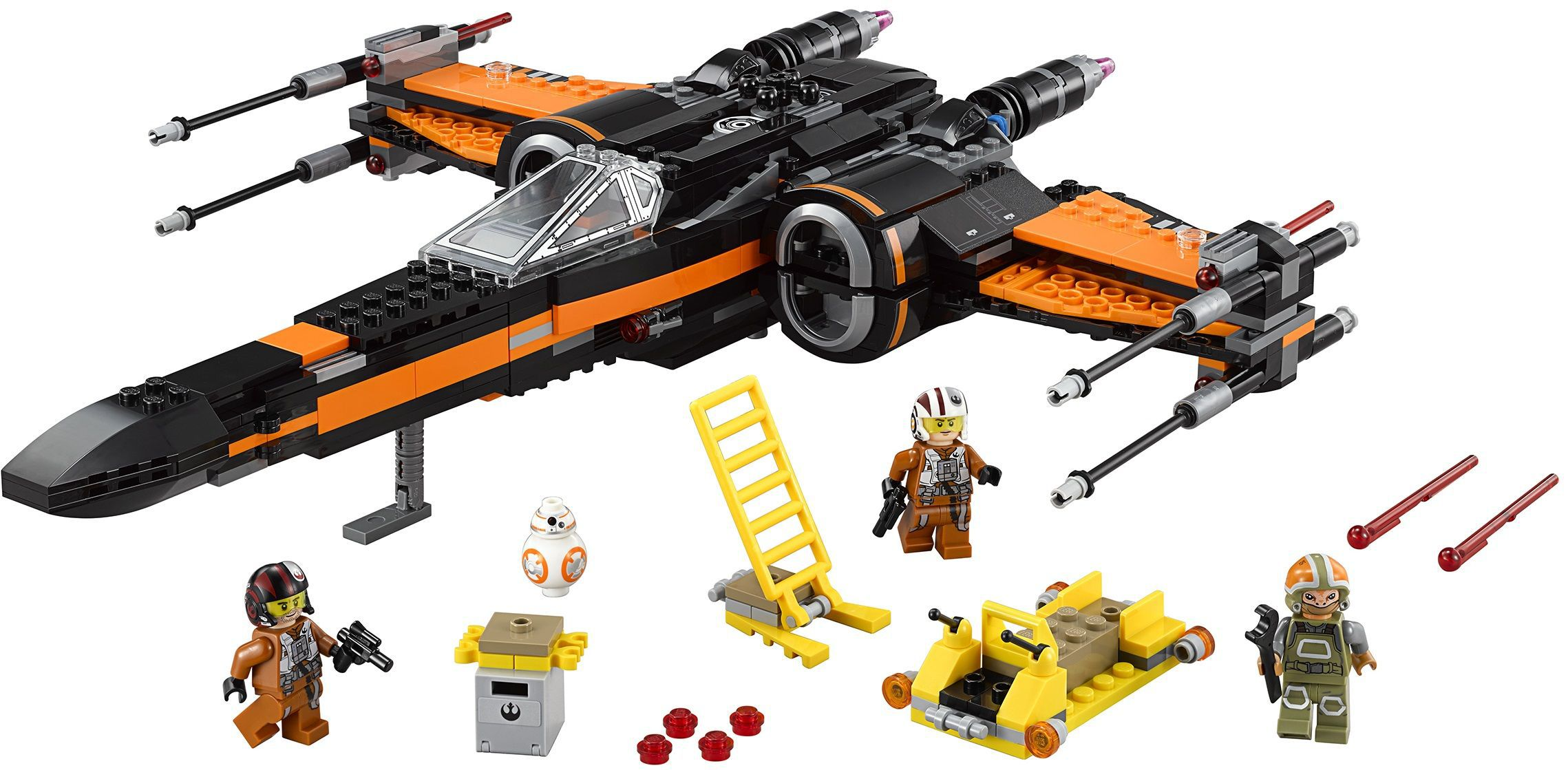 LEGO Star Wars 75102 Poe's X-Wing Fighter™