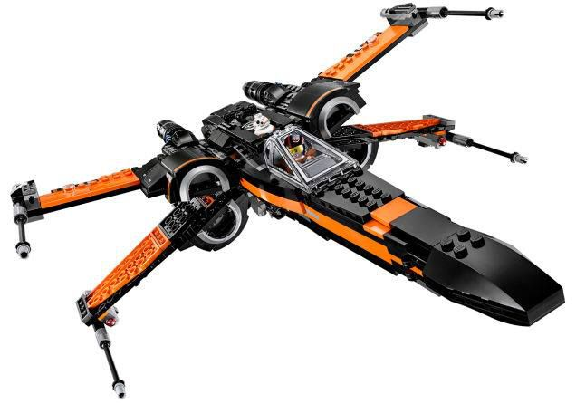 LEGO Star Wars 75102 Poe's X-Wing Fighter™ 75102_detail_01.jpg