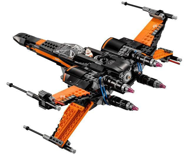 LEGO Star Wars 75102 Poe's X-Wing Fighter™ 75102_detail_02.jpg