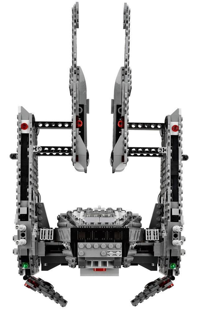 LEGO Star Wars 75104 Kylo Ren's Command Shuttle™ 75104_detail_01.jpg