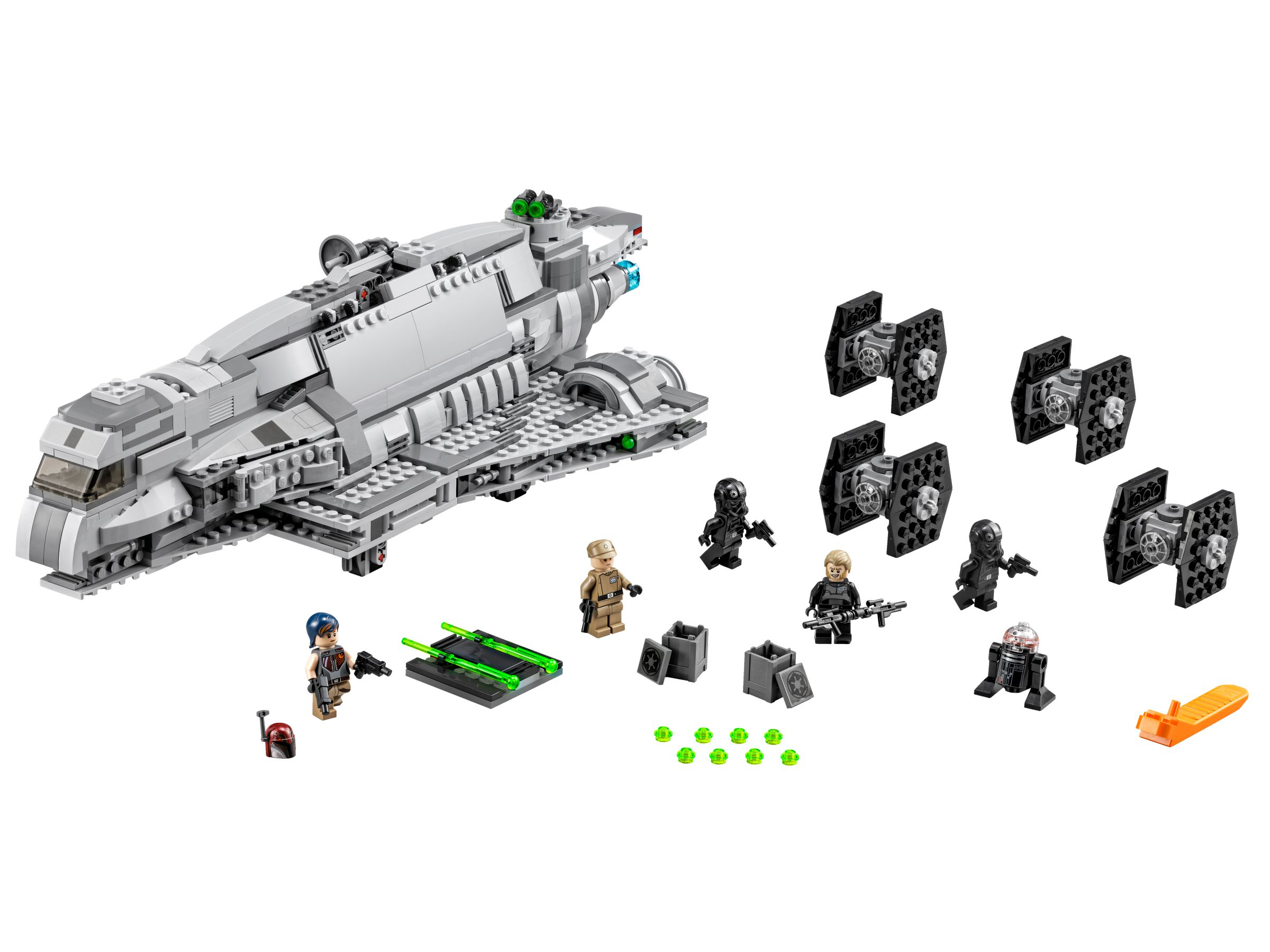 LEGO Star Wars 75106 Imperial Assault Carrier™