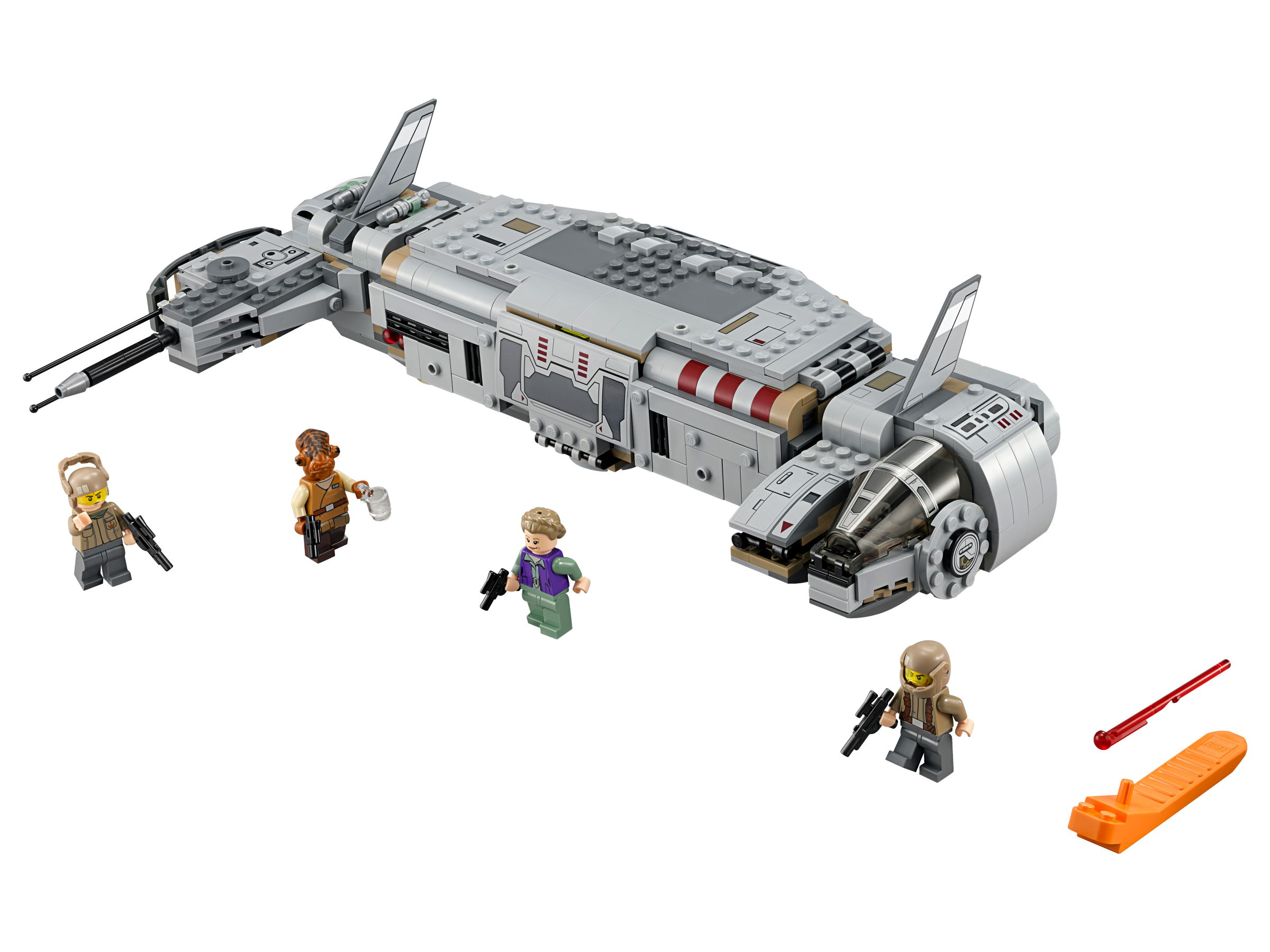 LEGO Star Wars 75140 Resistance Troop Transporter