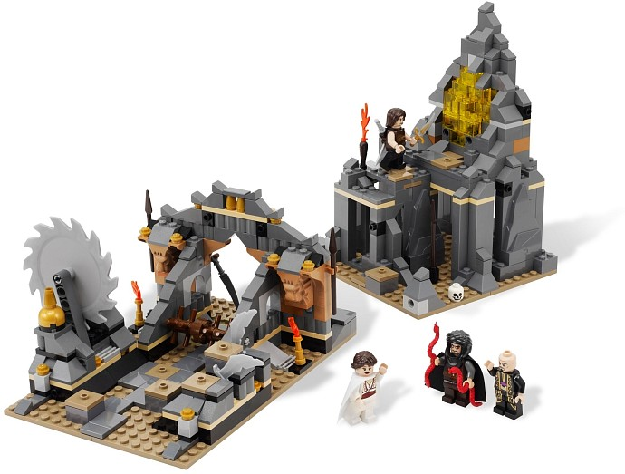 Lego® Prince of Persia Minifiguren Zubehör 2x Dolch aus Set 7571 Neu