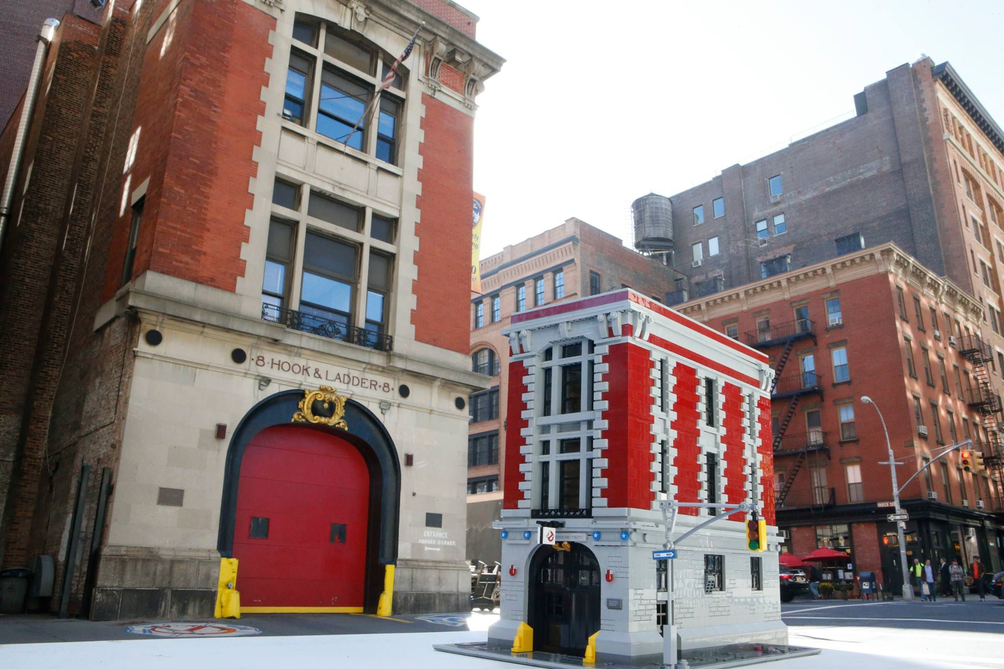 LEGO Ghostbusters 75827 Ghostbusters Feuerwehr-Hauptquartier 75827-Ghostbusters-Firehouse-Headquarters_img05.jpg