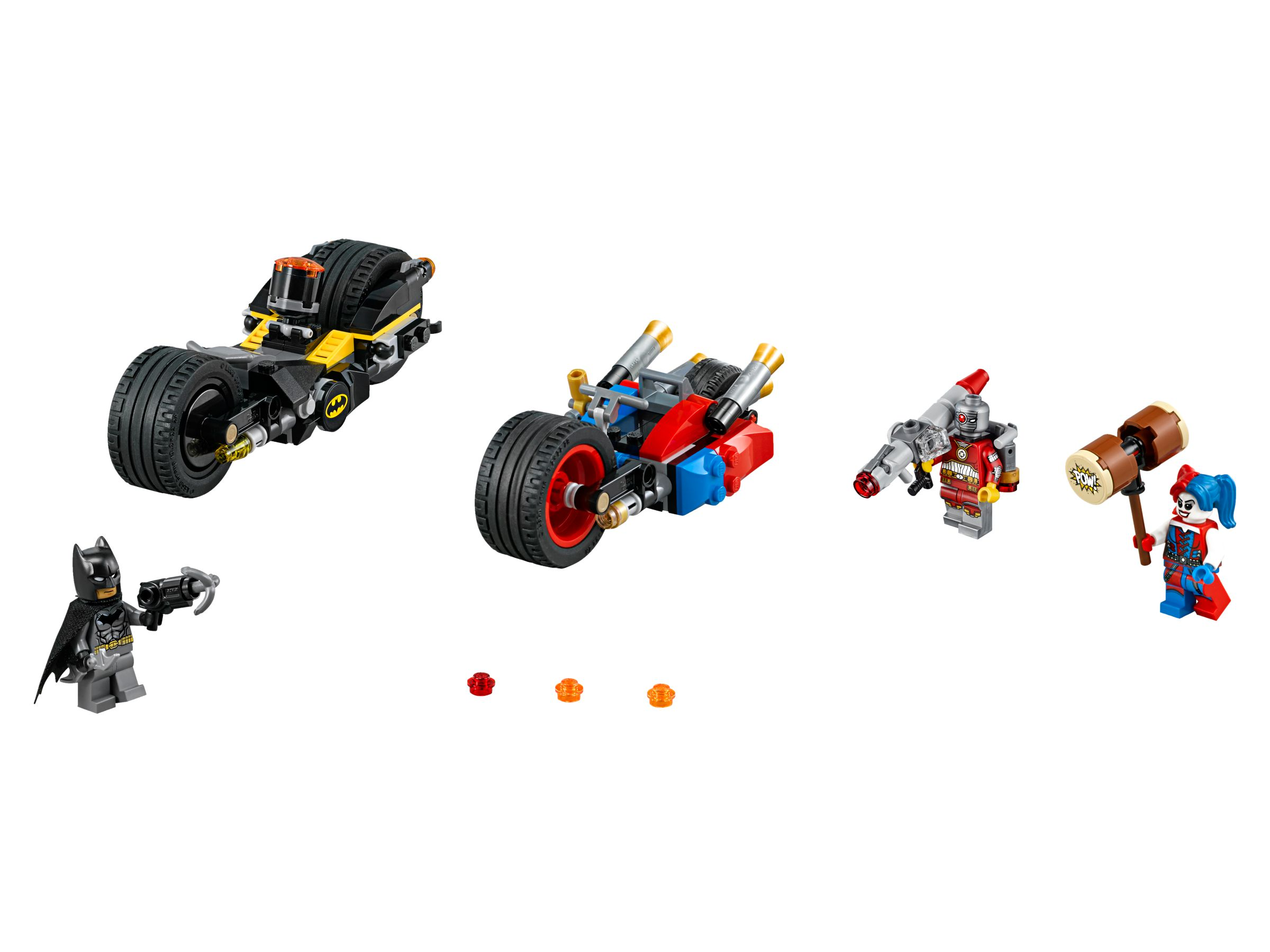 LEGO Super Heroes 76053 Batman™: Batcycle-Verfolgungsjagd in Gotham City