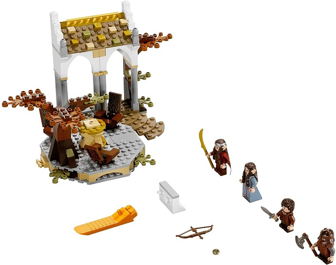 LEGO Lord of the Rings 79006 Der Rat von Elrond
