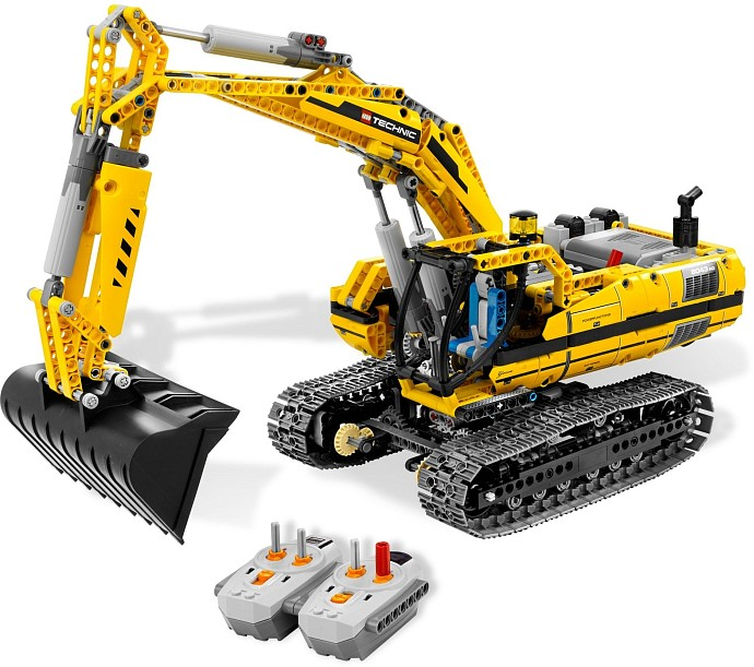 LEGO Technic 8043 Motorized Excavator