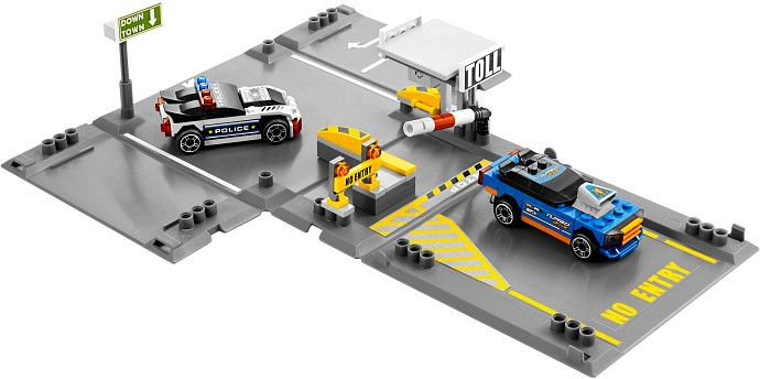 LEGO Racers 8197 Highway Chaos
