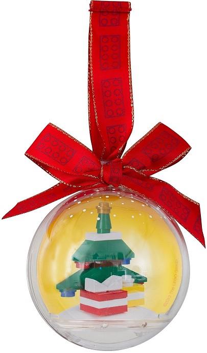 Lego christbaumkugel mit weihnachtsbaum 850851 2013 im - Christbaumkugel englisch ...