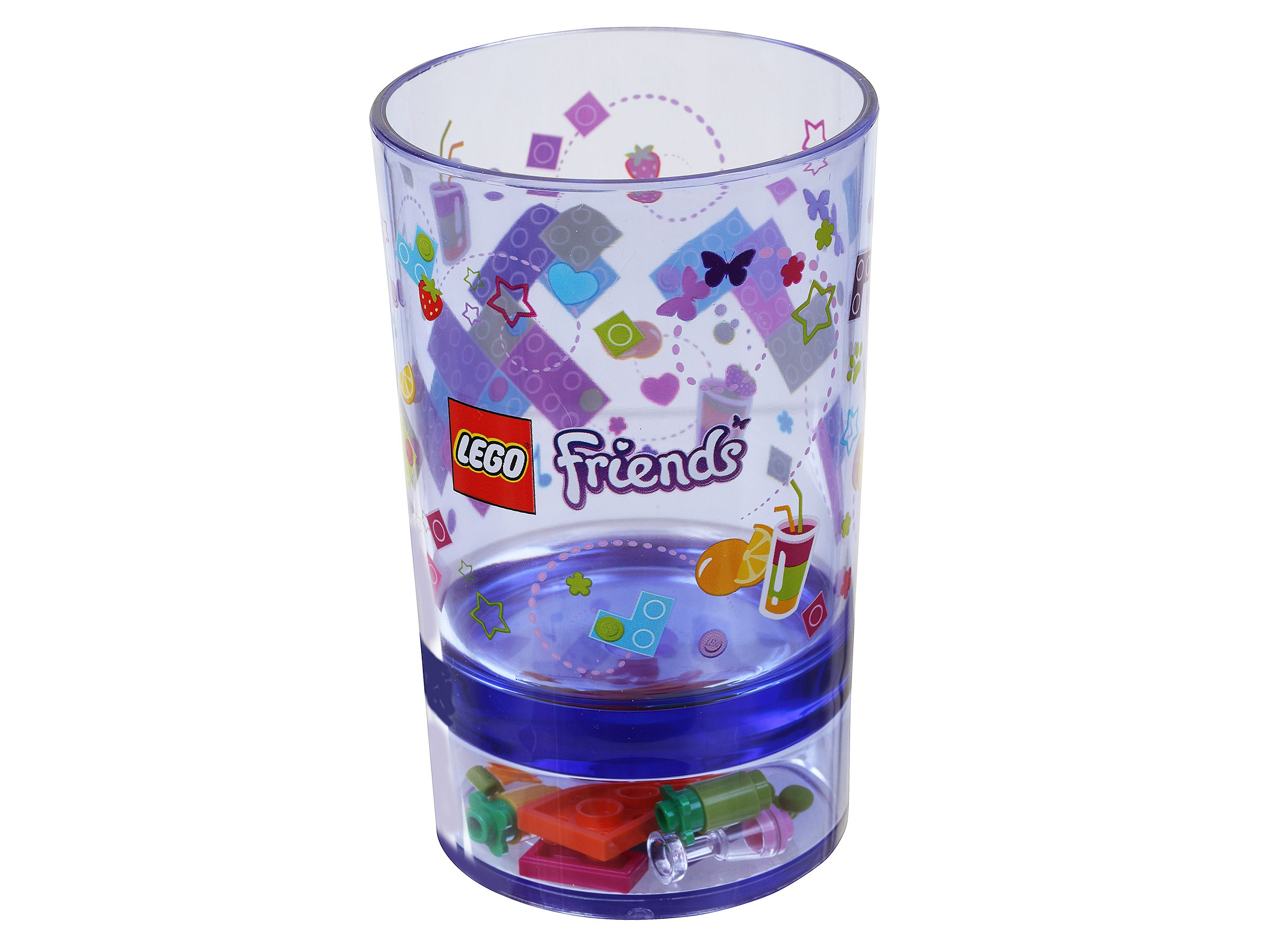 LEGO Gear 850963 LEGO® Friends Trinkglas 2014