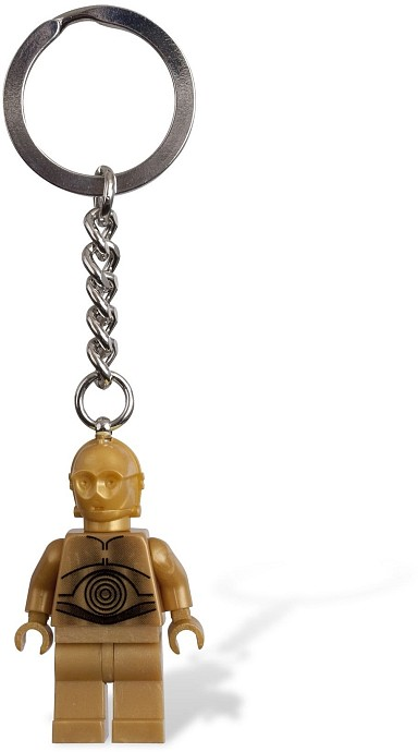 LEGO Gear 852837 C-3PO Key Chain