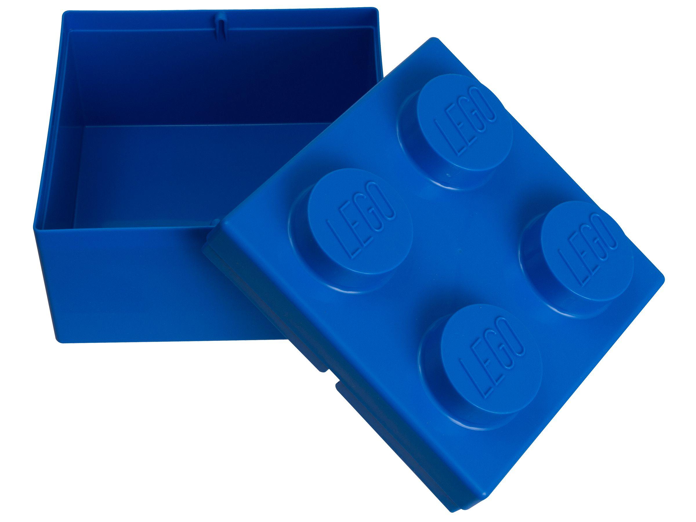 LEGO® Gear 853235 LEGO® Aufbewahrungsstein 2x2 in Blau