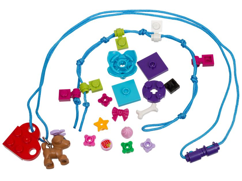 LEGO Gear 853440 LEGO® Friends Schmuck-Set