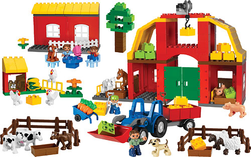 LEGO Education 9217 Farm Set