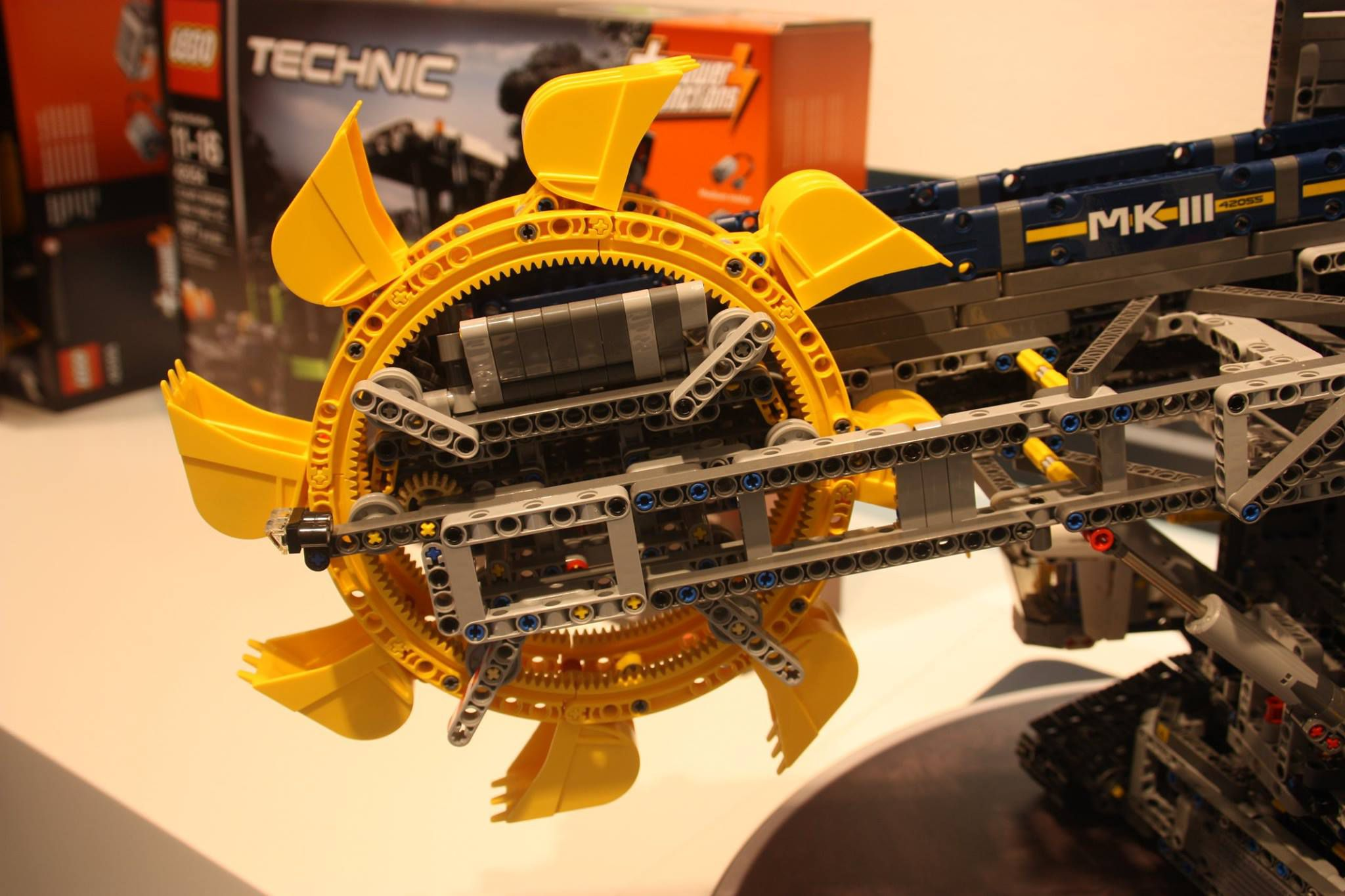 27% / ab 168,00 €: Schaufelradbagger 42055 LEGO Technic ...