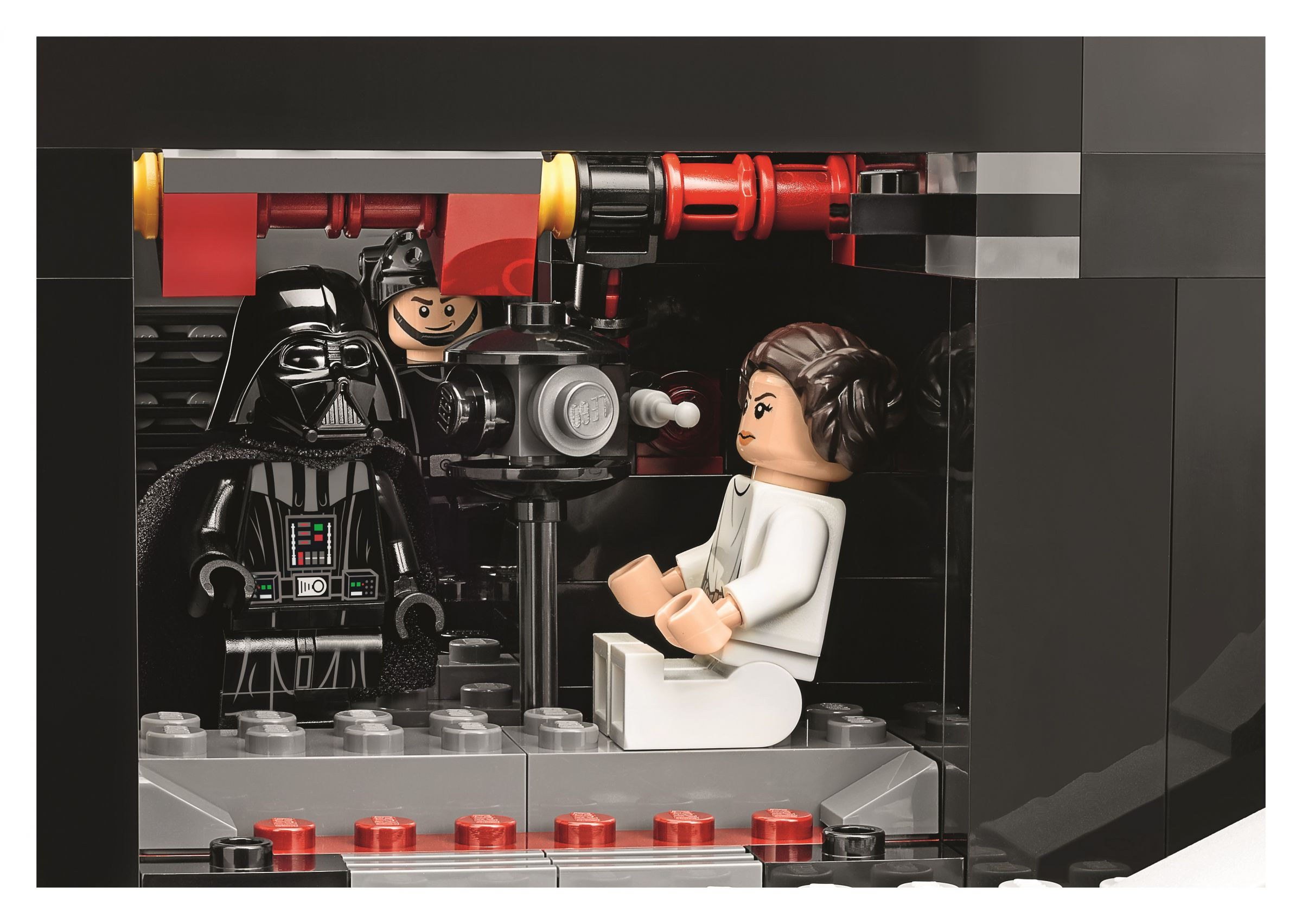 LEGO Star Wars 75159 Der Todesstern™ LEGO-75159-UCS-Death-Star-Leia-Interrogation.jpg