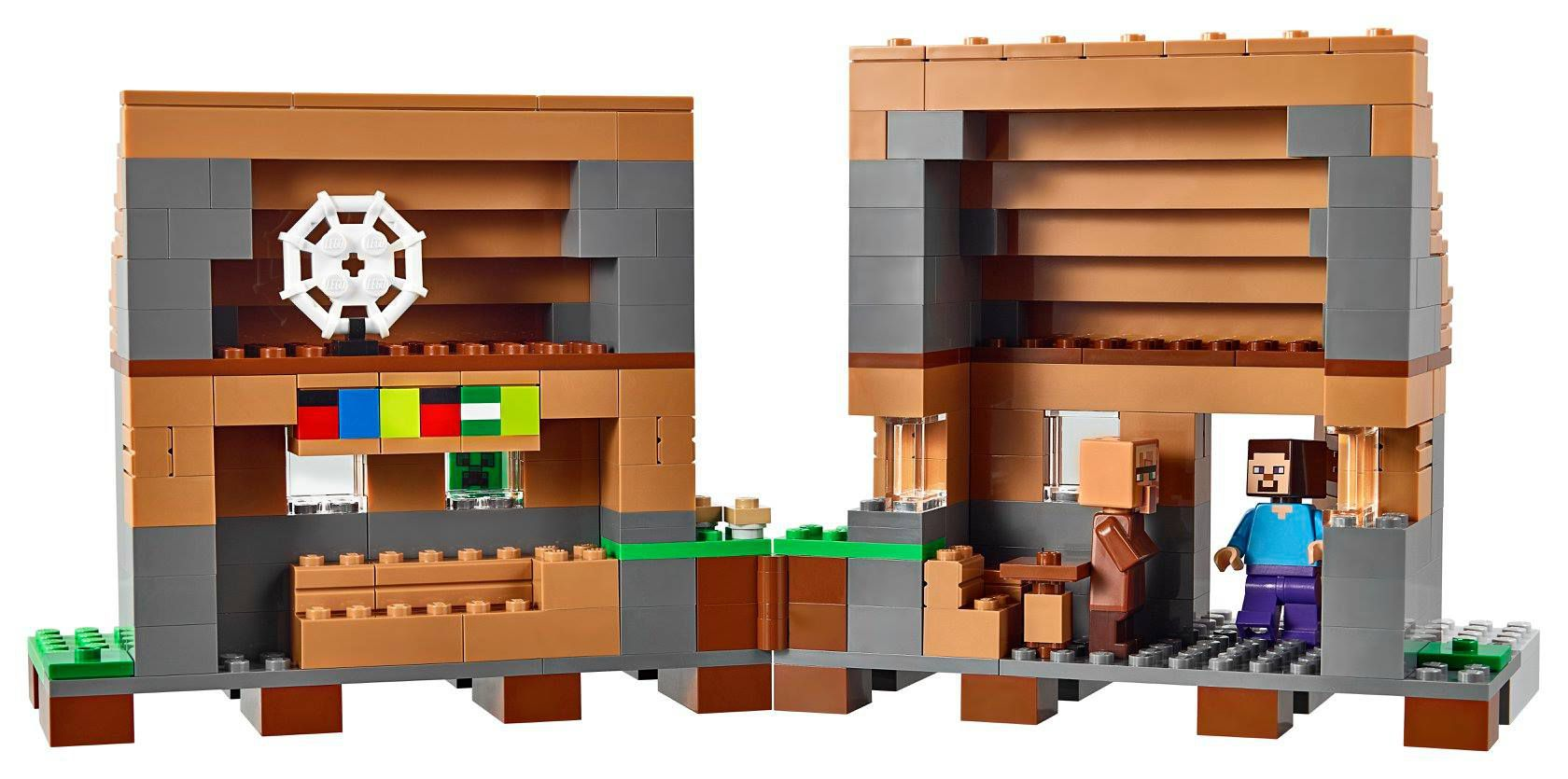 LEGO Minecraft 21128 Das Dorf LEGO-Minecraft-21128-The-Village_img08.jpg
