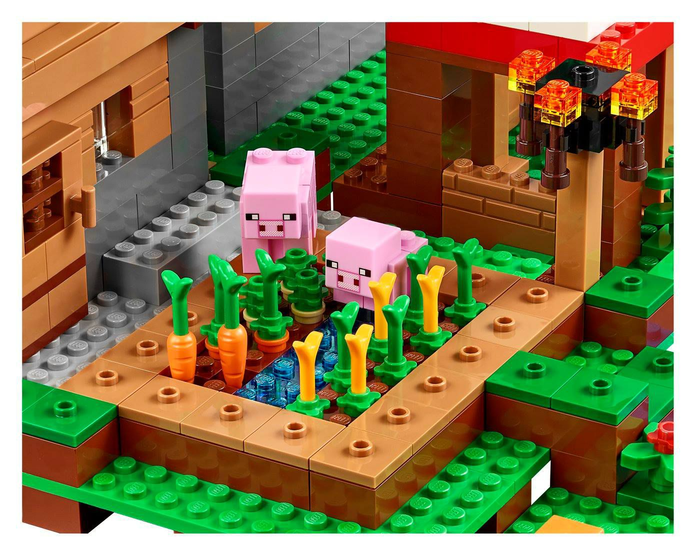 LEGO Minecraft 21128 Das Dorf LEGO-Minecraft-21128-The-Village_img10.jpg
