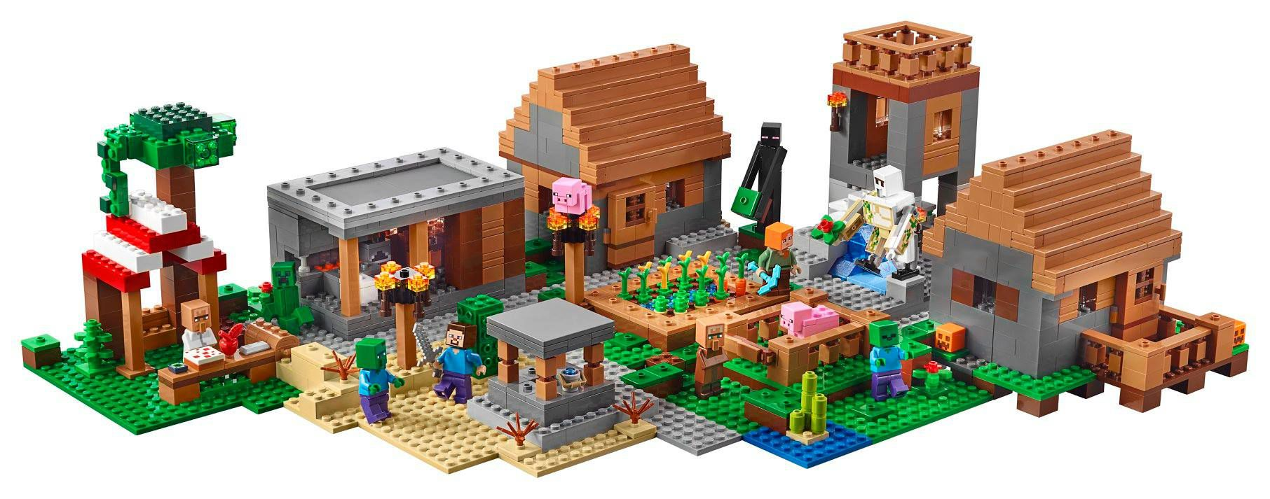 LEGO Minecraft 21128 Das Dorf LEGO-Minecraft-21128-The-Village_img11.jpg