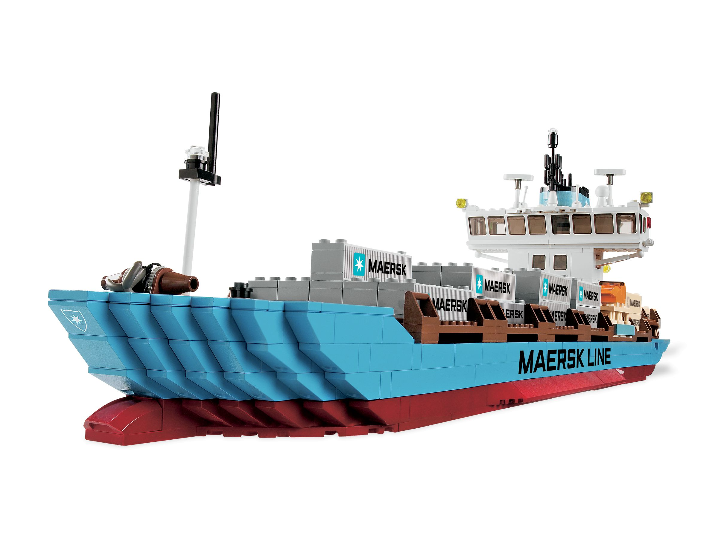 LEGO Advanced Models 10155 Maersk Line Container Ship LEGO_10155.jpg