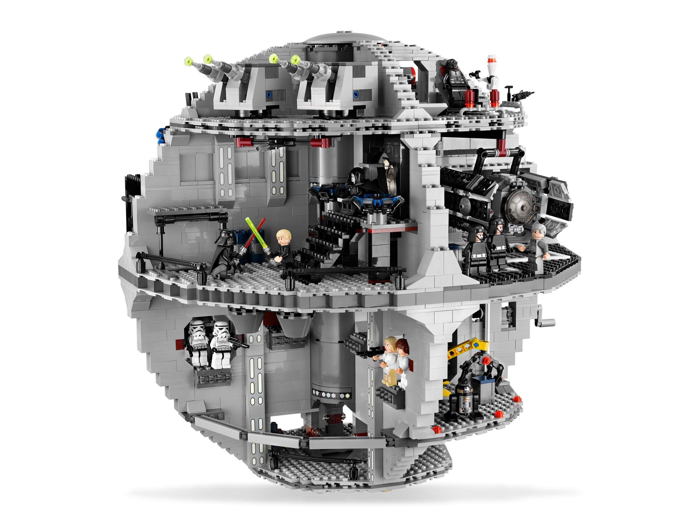 Todesstern Lego