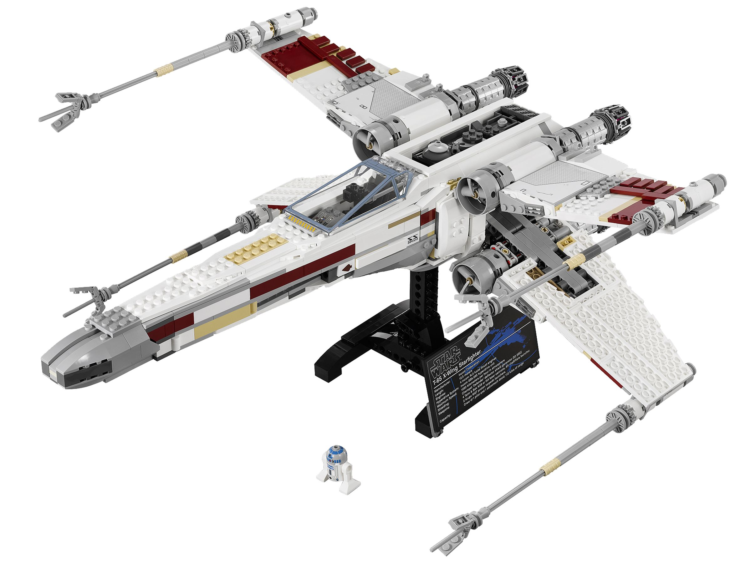 LEGO Star Wars 10240 Red Five X-wing Starfighter™ LEGO_10240.jpg