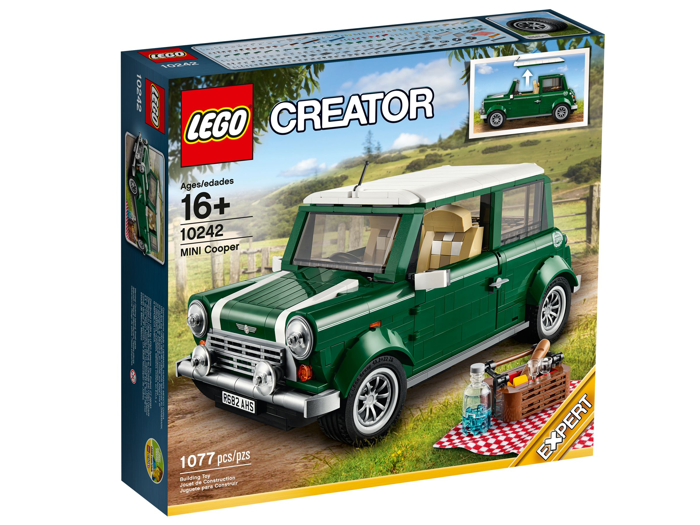 LEGO Advanced Models 10242 MINI Cooper LEGO_10242_alt1.jpg