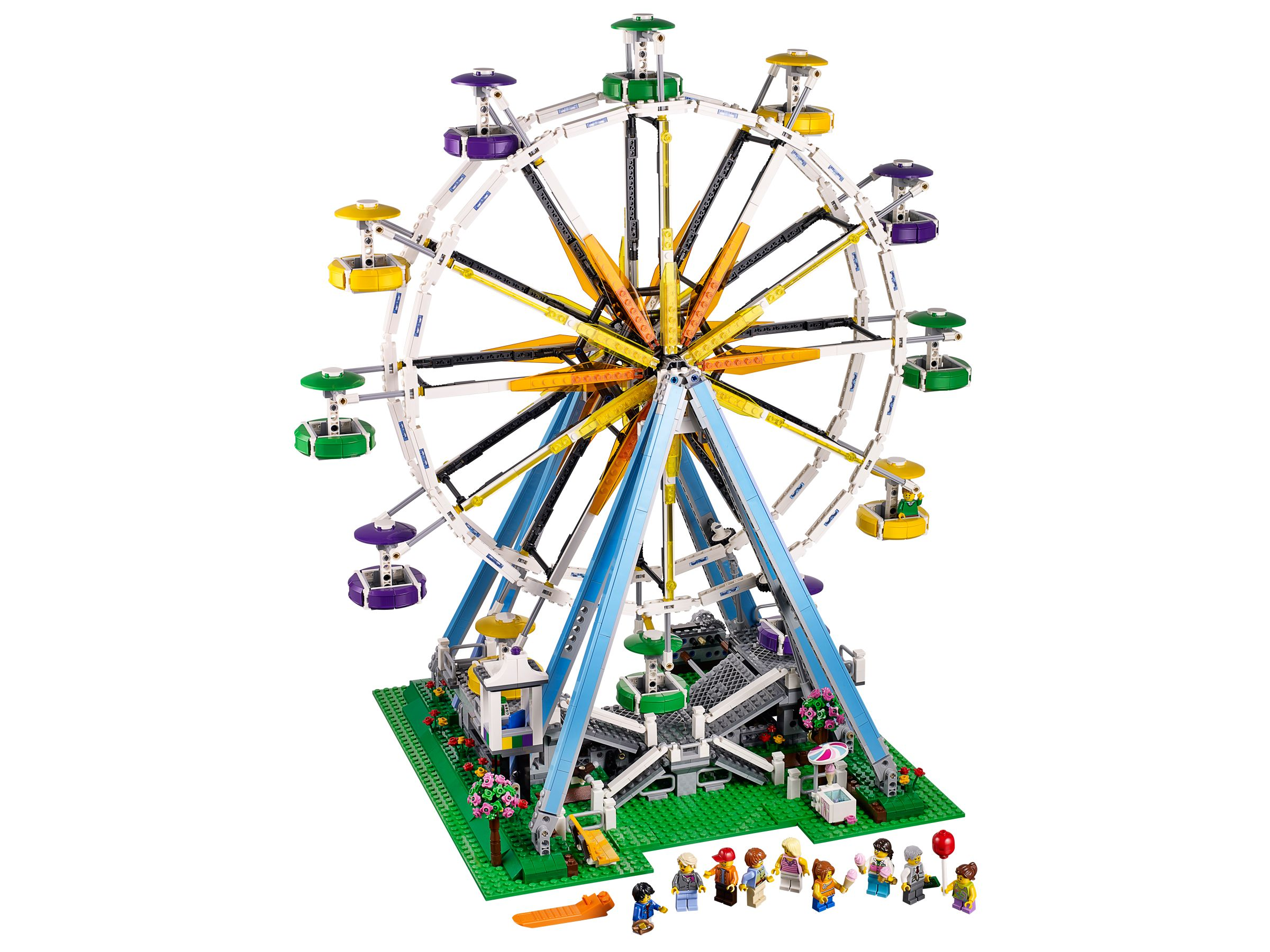 LEGO Advanced Models 10247 Riesenrad (Ferris Wheel) LEGO_10247.jpg