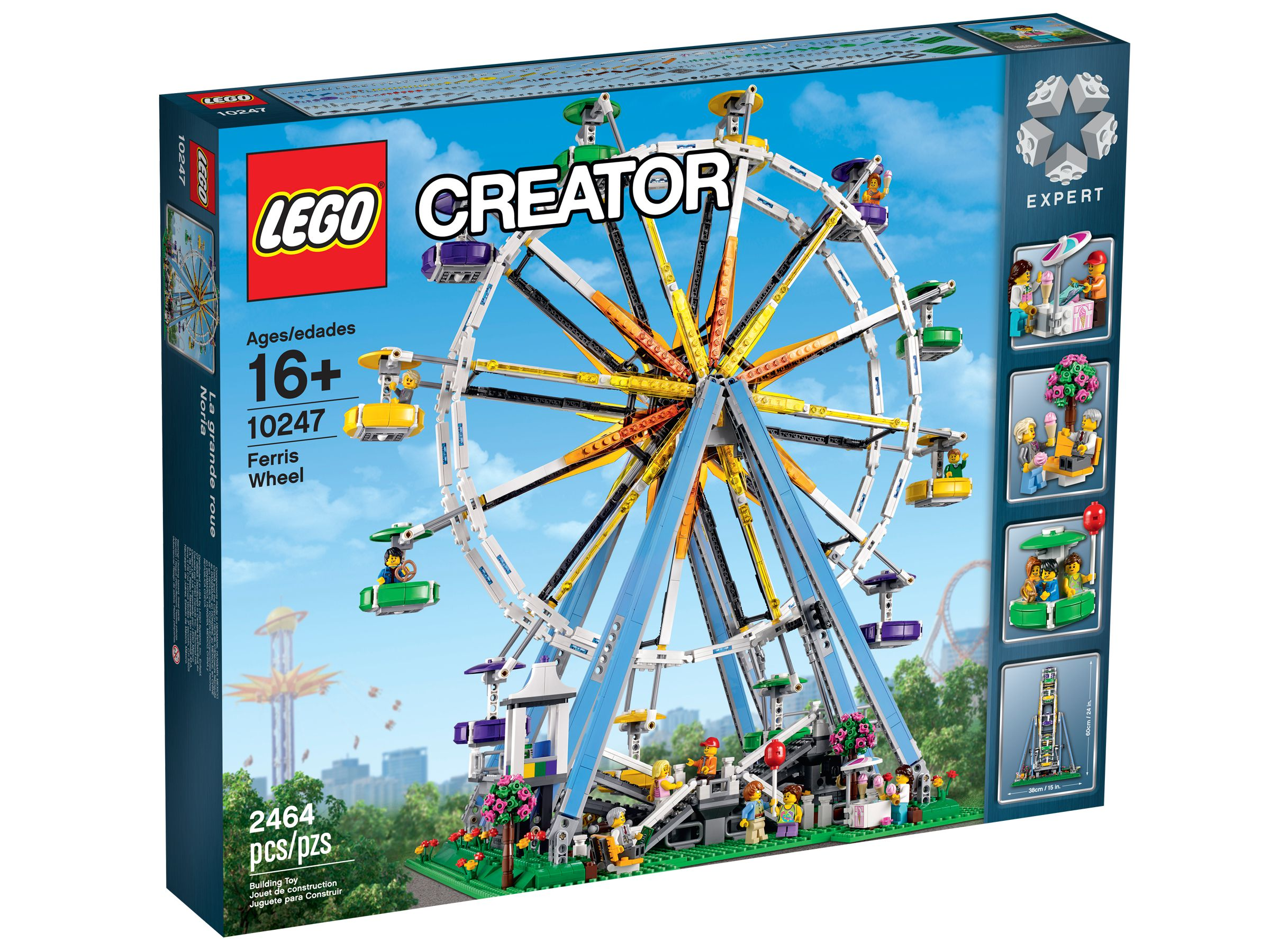 LEGO Advanced Models 10247 Riesenrad (Ferris Wheel) LEGO_10247_alt1.jpg