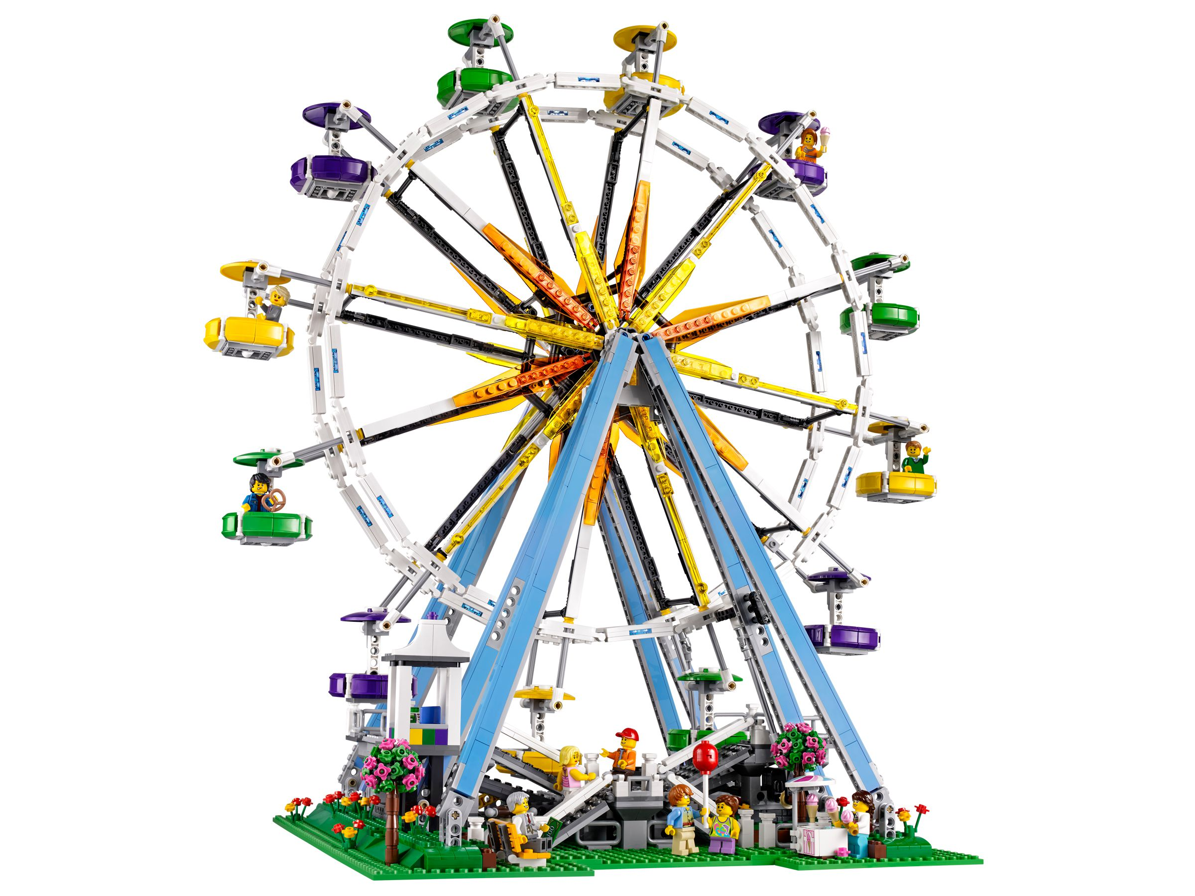 LEGO Advanced Models 10247 Riesenrad (Ferris Wheel) LEGO_10247_alt2.jpg