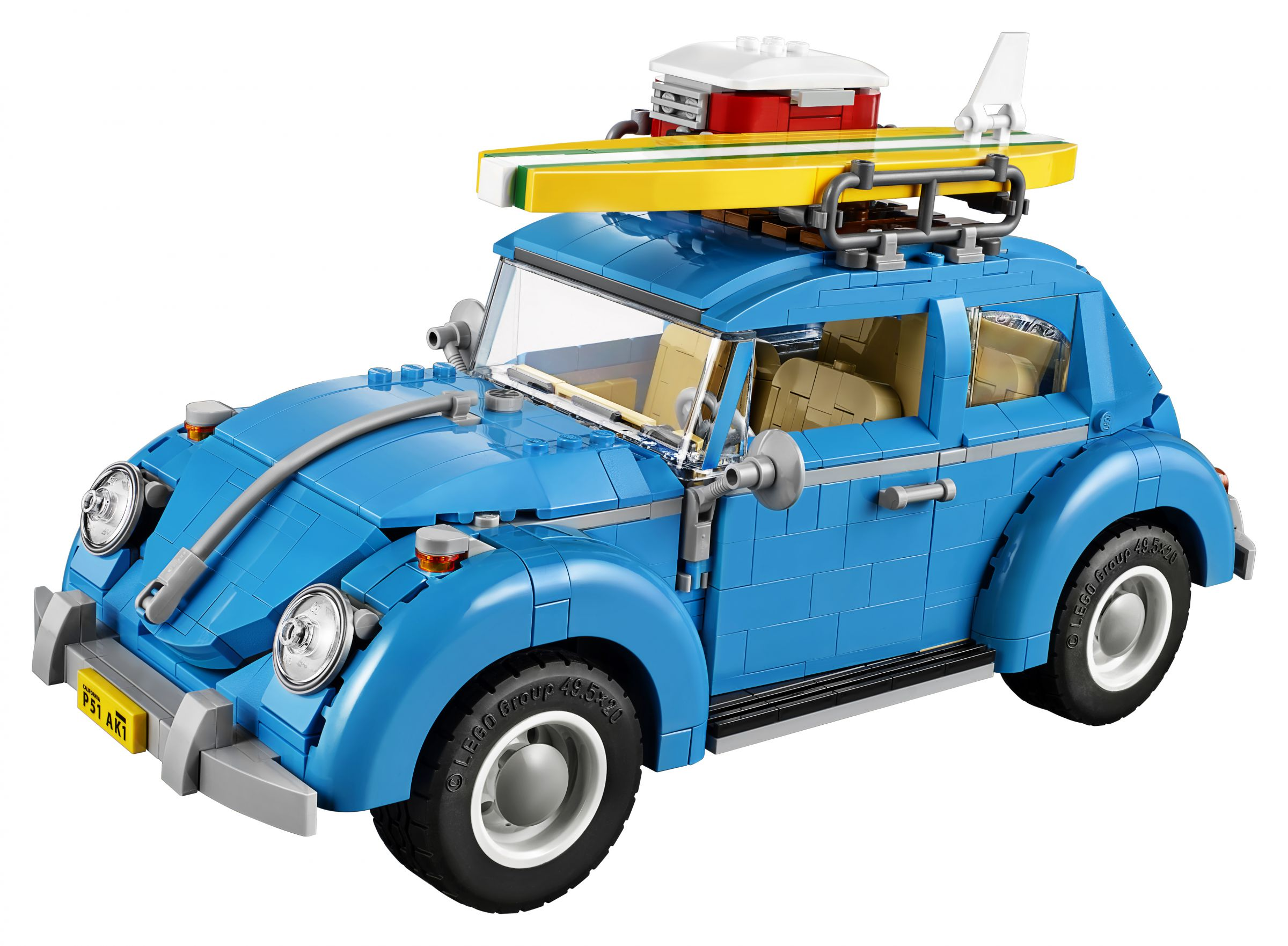 LEGO Advanced Models 10252 VW Käfer