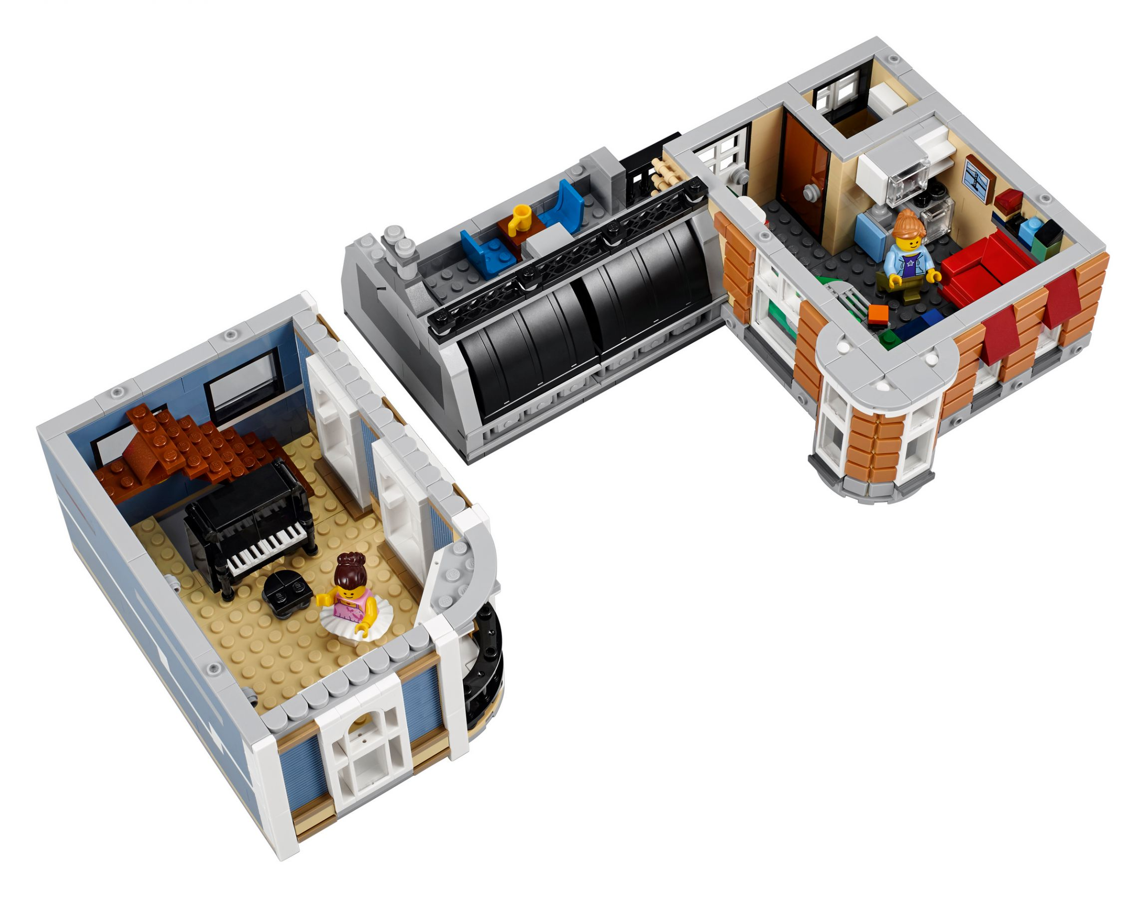 LEGO Advanced Models 10255 Assembly Square / Stadtleben LEGO_10255_alt7.jpg