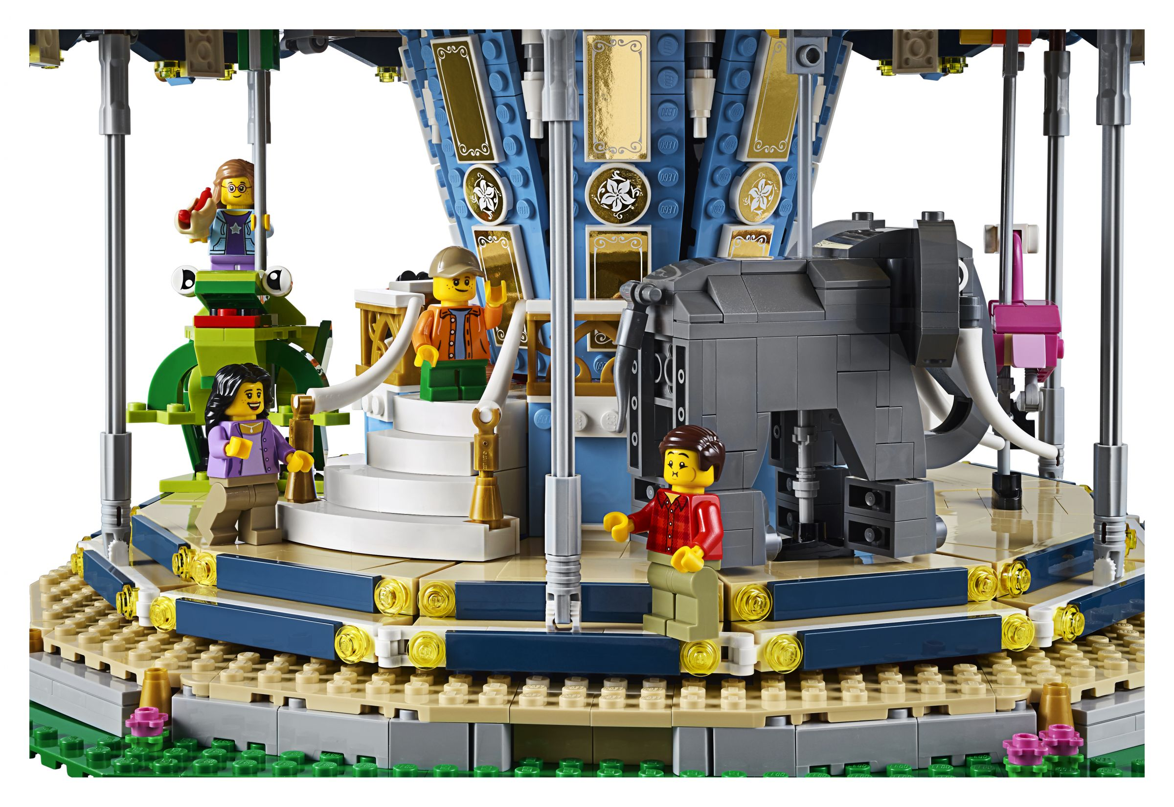 LEGO Advanced Models 10257 Karussell LEGO_10257_Fairground_Carousel_Back_05.jpg