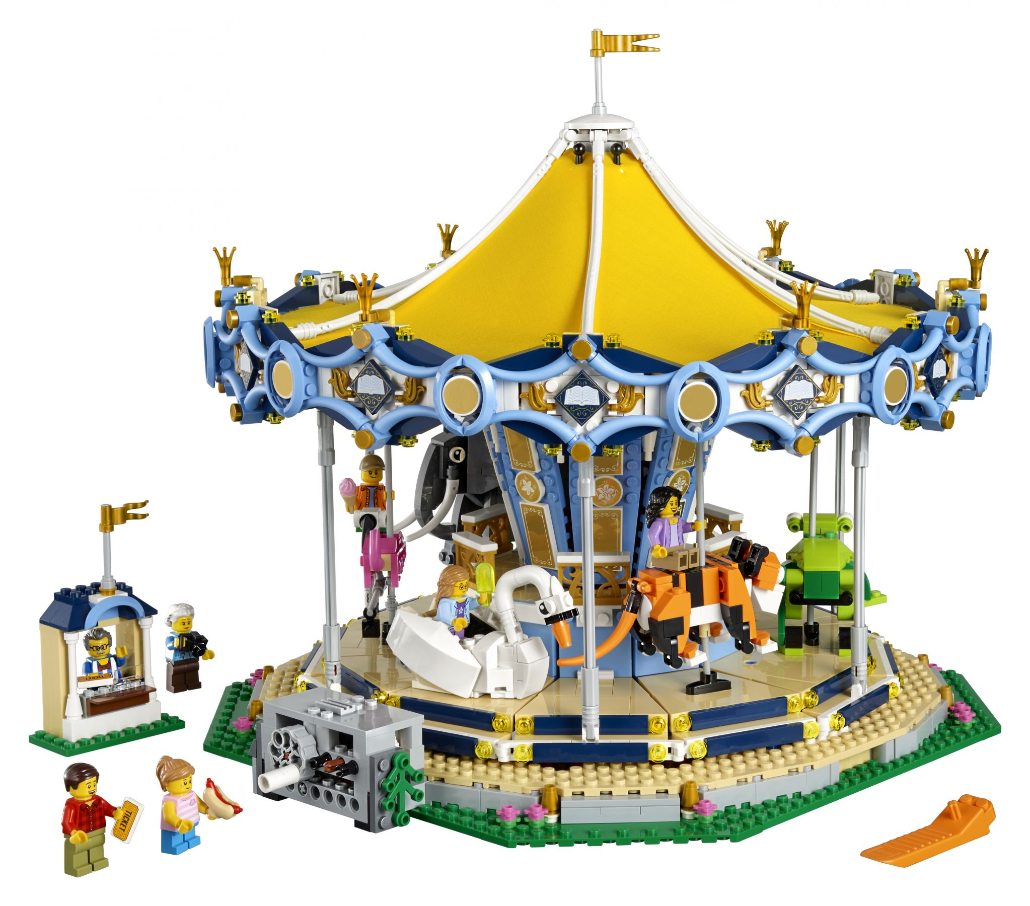 LEGO Advanced Models 10257 Karussell